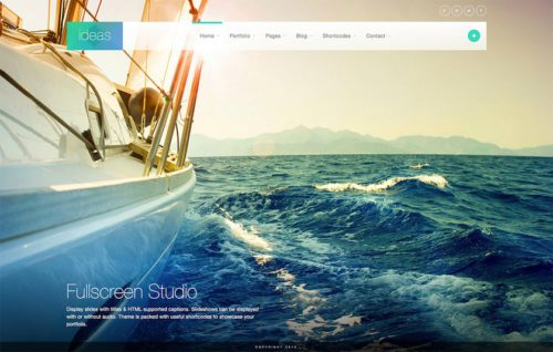Ideas Responsive Fullscreen Photography Wordpress Theme Template Themeforest Create Photography Website with Ideas Fullscreen Photography Template