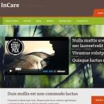 Thumbnail image for Responsive Eco-Friendly WordPress Theme – InCare