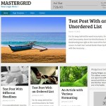 Thumbnail image for Create a Blog with Pinterest-Inspired WordPress Theme – MasterGrid