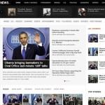 Thumbnail image for Responsive Professional News WordPress Theme – News