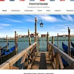 Thumbnail image for Responsive WordPress Photoblog Theme – PhotoFrame