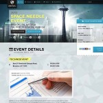 Thumbnail image for Create an Events Website with WordPress Theme – Alerion