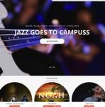 Thumbnail image for Responsive WordPress Theme for Music Bands – Musikoo