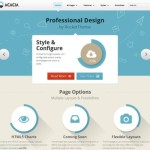 Thumbnail image for Create a Professional Website with Joomla 3 Business Template Acacia