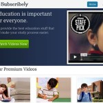 Thumbnail image for Youtube Like WordPress Theme – Subscribely