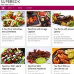 Thumbnail image for Create a Food Blog Website with Superbox WordPress Theme