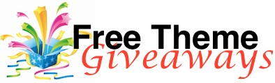 Free Theme Giveaway Contest Free WordPress Themes