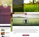 Thumbnail image for Create a Girly Blog with WordPress Theme – FacePrint