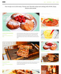 Thumbnail image for Food Blog or Recipe WordPress Theme – iCook