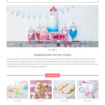 Thumbnail image for Wedding Planners WordPress Theme – Kelly