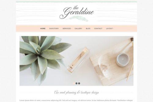 Top 5 Girly WordPress Themes